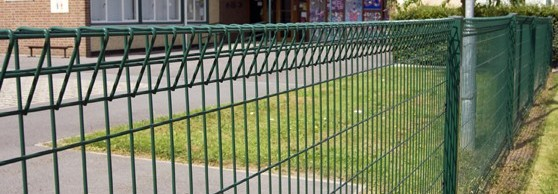 Rolled Top Fencing